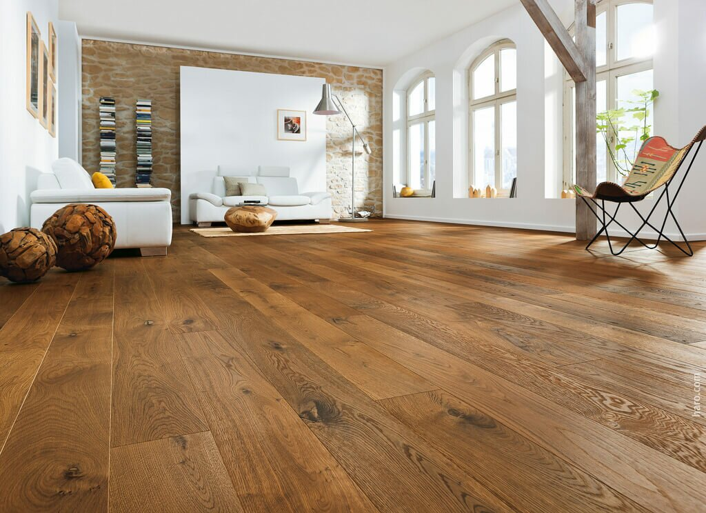 kansas city wood floor photo